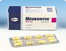 does gabapentin help with hydrocodone withdrawals