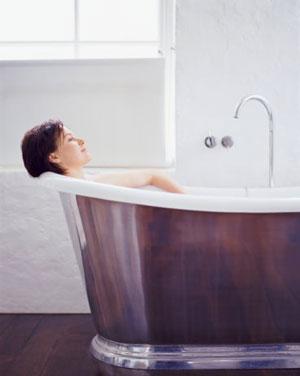yeah, I wish I had a tub this deep