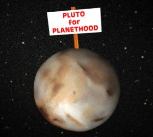 ... and Pluto was still a planet.