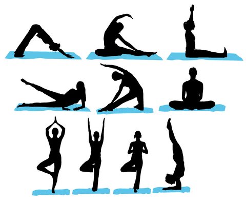 Learn yoga at home \u2013 Everything Matters
