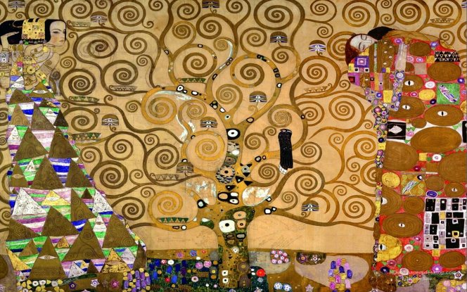 Tree of Life, Gustav Klimt