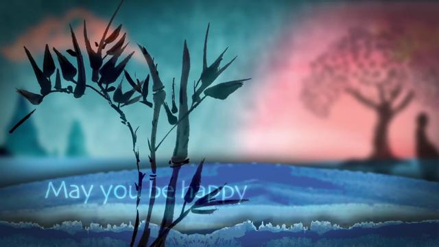 Metta meditation: really beautiful animated video and directions for practice
