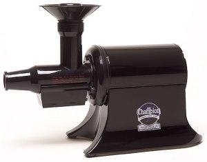 black juicer