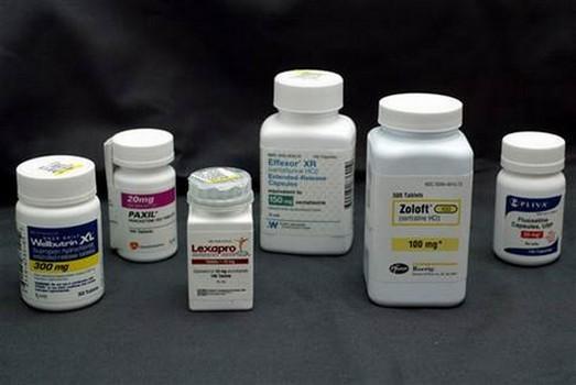 Image result for SSRI antidepressants