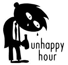 unhappy'