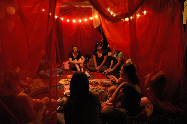 Image result for red tent