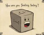 feeling cube