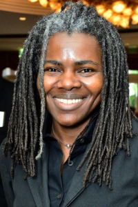 BEVERLY HILLS, CA - APRIL 16: Tracy Chapman attends the Beverly Hills Bar Association's Entertainment Lawyer of the Year Dinner at Beverly Hills Hotel on April 16, 2014 in Beverly Hills, California.  (Photo by Jerod Harris/Getty Images)